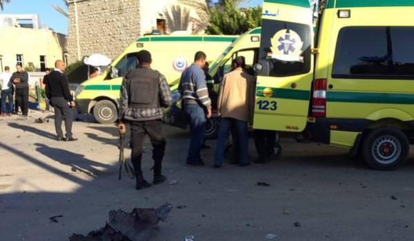 Mardi à l'aube, un kamikaze a fait exploser sa voiture bourrée d'explosifs