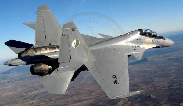 L'Algérie a acheté 14 Su-30MKI en septembre dernier.