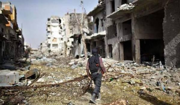 La Syrie plongée dans le chaos.