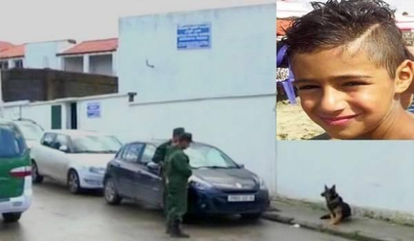 L'enlèvement du petit Amine est lié à une affaire de trafic de drogue.