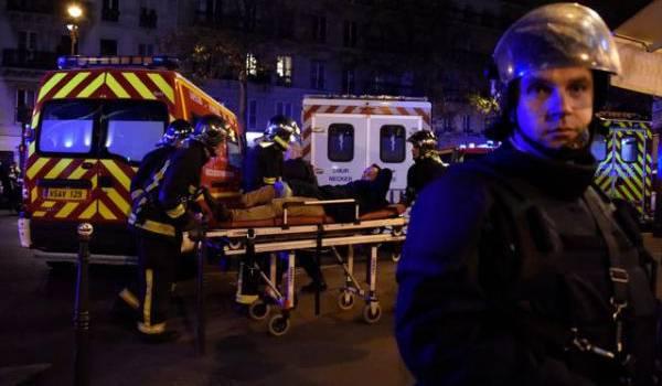 Bilan très lourd des attaques terroristes de vendredi soir à Paris