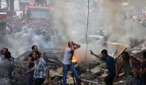 L'attentat a visé le Hezbollah et ses partisans