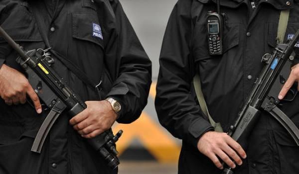 Les services de sécurité britanniques sur la brèche.