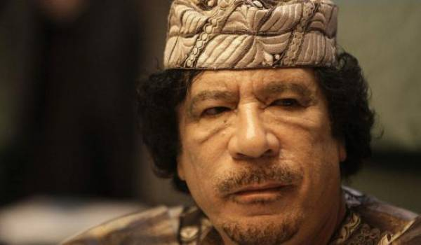 Kadhafi a tenté de négocié.