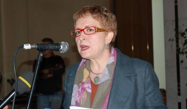 Khalida Toumi