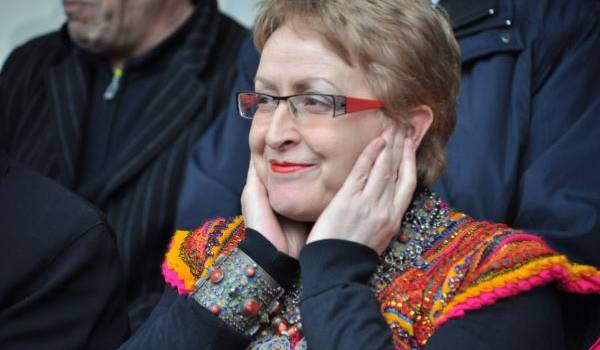 Khalida Toumi, soutien indéfectible de Bouteflika.