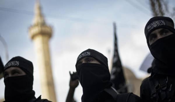 Les jihadistes s'entretuent en Syrie.