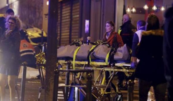 La France a été ébranlée par ces attaques kamikazes contre des civils.