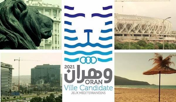 Oran accueillera les Jeux Méditerranéens de 2021