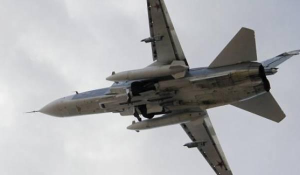 Un Su-24 russe abattu par l'armée turque