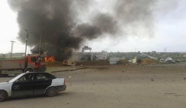 La Libye déchirée par une guerre de milices.