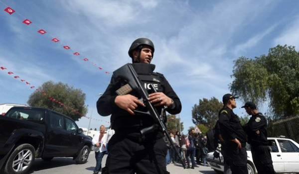 La garde présidentielle de Tunisie attaquée.