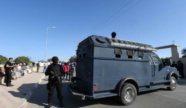 Des forces spéciales tunisiennes