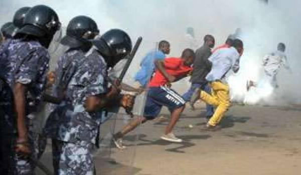 5 morts dus à la répression d'une manifestation au Togo