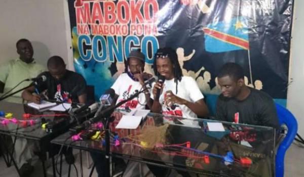 Des opposants au pouvoir à Kinshasa.