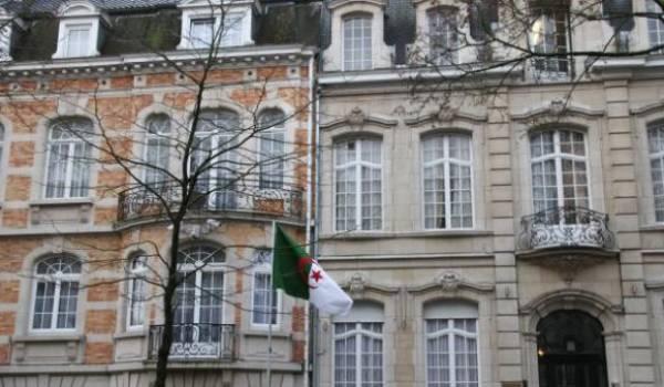 Plusieurs associations algériennes appellent à des rassemblements devant l'ambassade d'Algérie en France et les consulats.