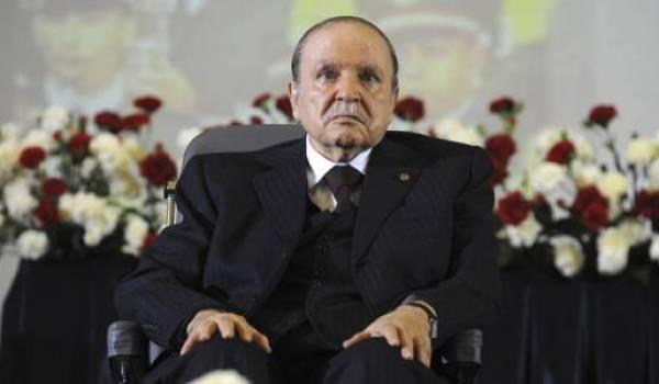 Le potentat acteur d'un immobilisme mortel pour l'Algérie.