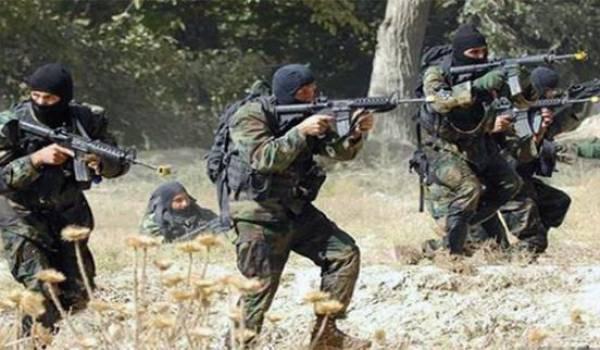 Le ratissage du massif forestier d'Aghrib a permis l'élimination de quatre terroristes.