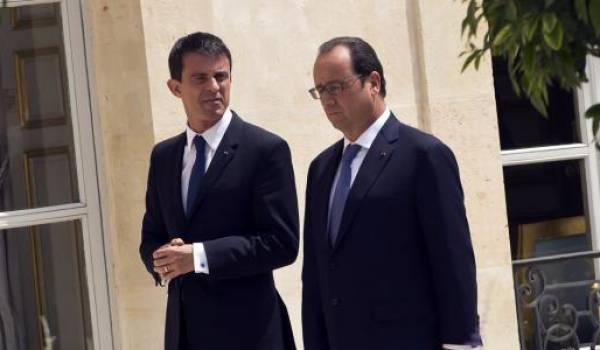 François Hollande et Manuel Valls franchissent le Rubicon en pronant la déchéance de la nationalité.