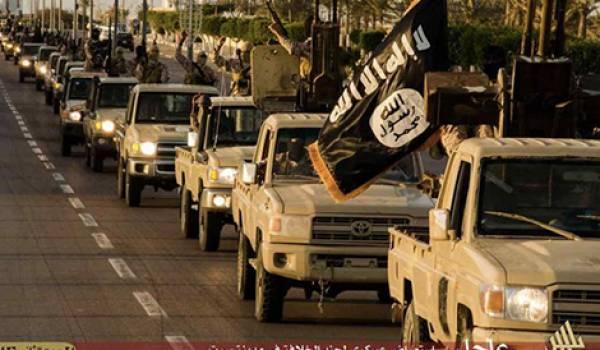 Les groupes de Daech prennent le contrôle de plus en plus de régions.