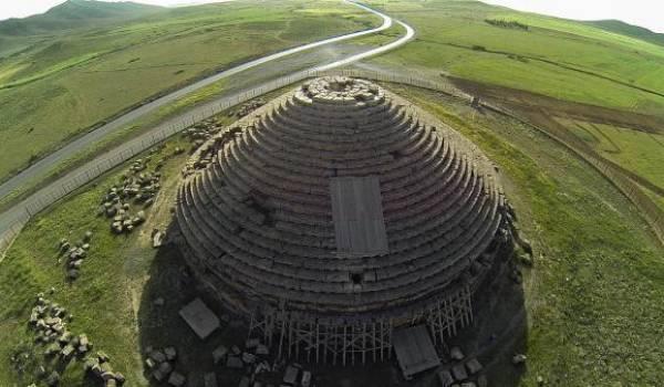 Le monument amazigh d'Imedghassen date du IIIe siècle avant J.-C