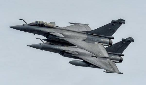 """La marine française a fait """"une première phase d'opérations les 20 et 21 novembre en Libye. Photo François Navarro."""