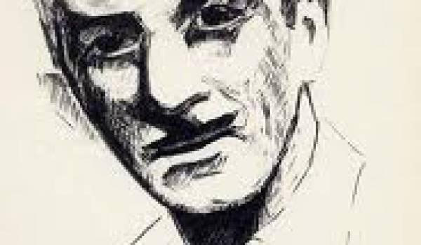 Belaid At Ali, l'un des premiers romancier en langue kabyle.