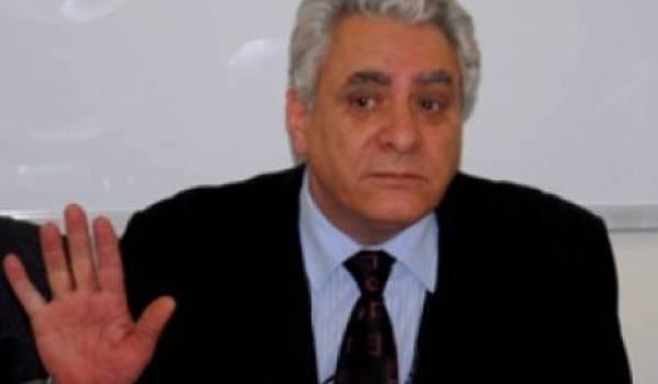 Mostefa Bouchachi a démissionné de son poste de député en mars 2014
