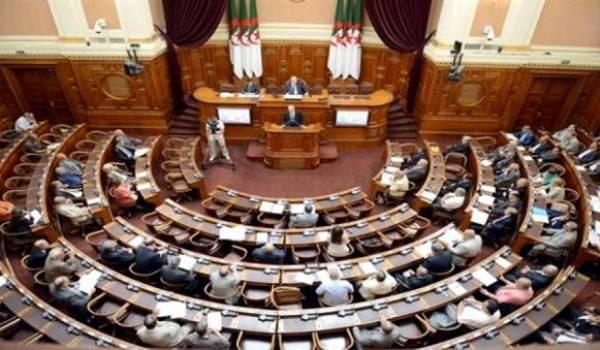 L'élection au Conseil de la nation objet de négociations politiques.