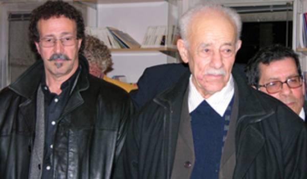 Lounis Aït Menguellet et Taleb Rabah