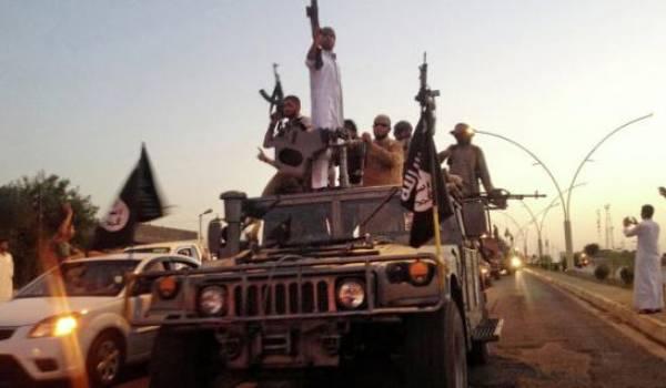 Surgit de nulle part le groupe Etat islamique exacerbe les tensions internationales