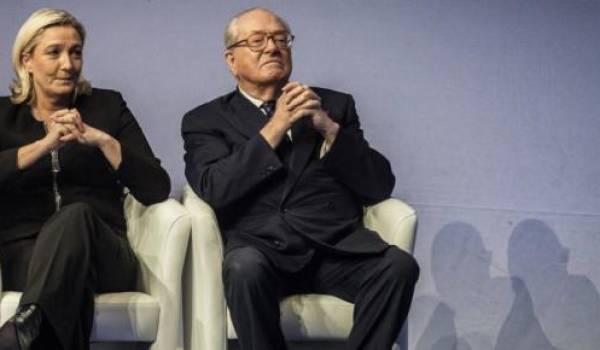 Les Pen, père et fille, une filiation extrémiste.