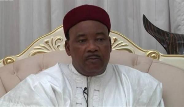 le président Mahamadou Issoufou