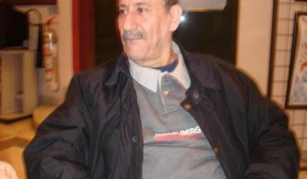 Meziane Rachid, l'immense chanteur, compositeur et archiviste.