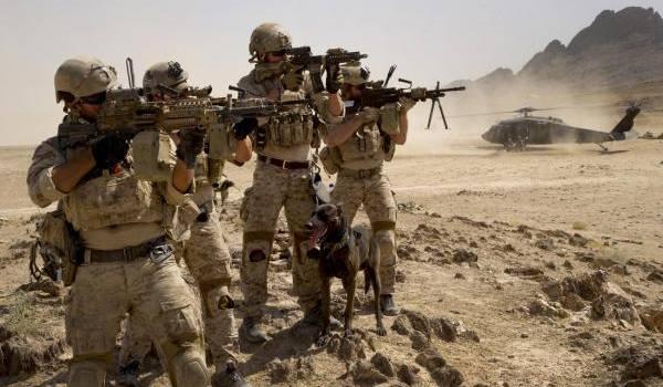 Comment expliquer la présence des forces spéciales américaines ? Photo François Navarro.