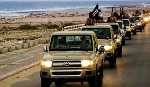 L'organisation jihadiste étend son influence vers l'Est.