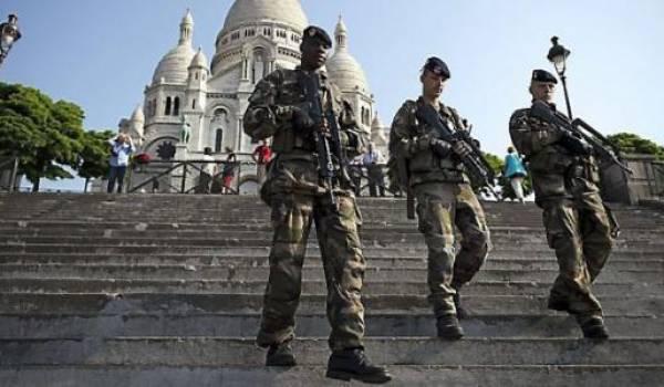 Les lieux de culte bénéficient d'une vigilance particulière. Photo AFP