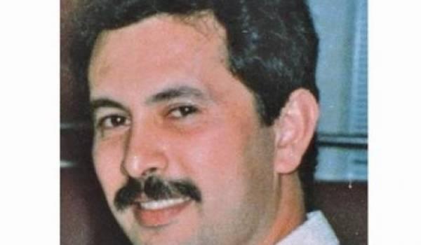 Smaïl Yefsah, journaliste, assassiné par un groupe armé dans la banlieue d'Alger
