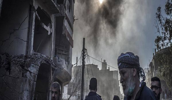Le peuple syrien souffre le martyre.