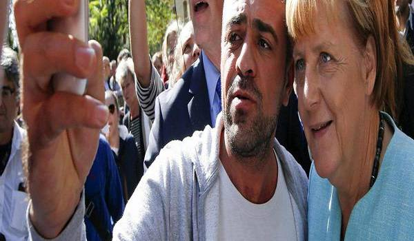 Angela Merkel veut l'expulsion des Algériens sans papiers.