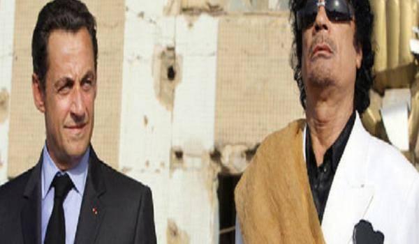 Nicolas Sarkozy a tout fait pour éliminer Kadhafi