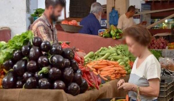 Les prix des fruits et légumes ont flambé