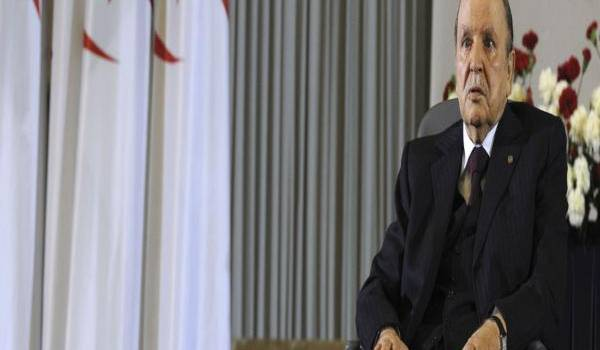 Ce président qui parle avec les étrangers, mais qui n'échange jamais avec les Algériens, hormis ceux que vous savez bien sûr.