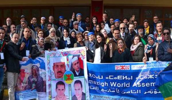 L'assemblée mondiale amazighe.