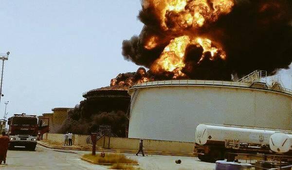 Des installations pétrolières attaquées par les jihadistes