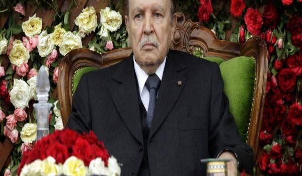 Abdelaziz Bouteflika. Photo Reuters.