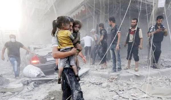 L'EI aurait enlevé 400 civils après le massacre.