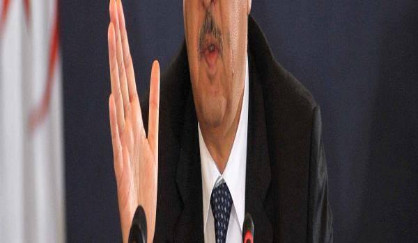 Dépassé, Abdelmalek Sellal serait sur le départ de son poste de premier ministre.
