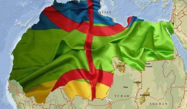 Non L Algerie N Est Pas Arabe Non Toute L Afrique Du Nord N Est