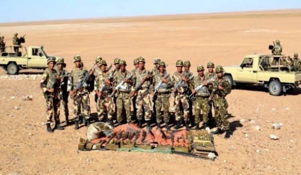 Des armes de guerre et des munitions interceptées par l'ANP